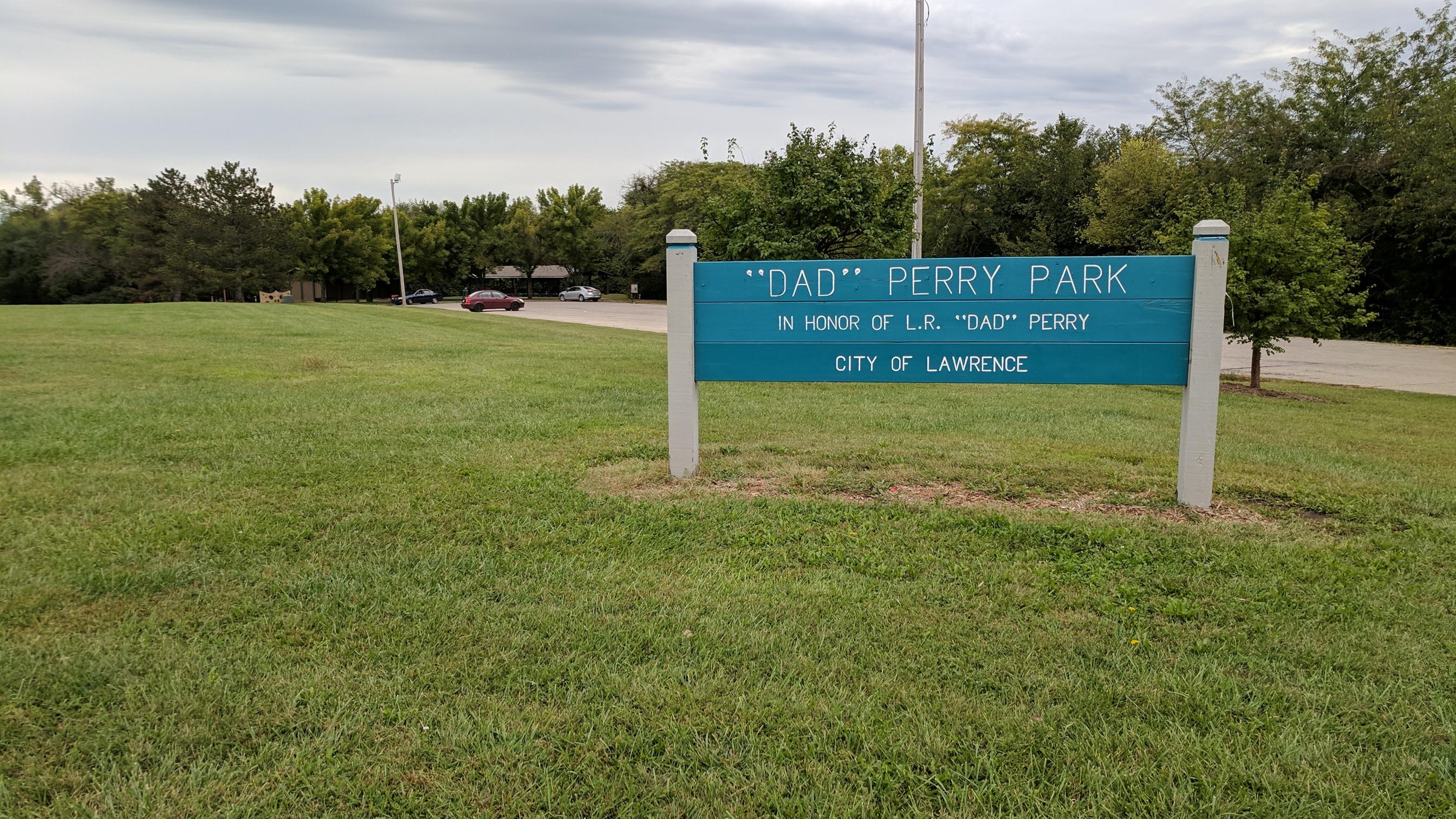 Dad Perry Park
