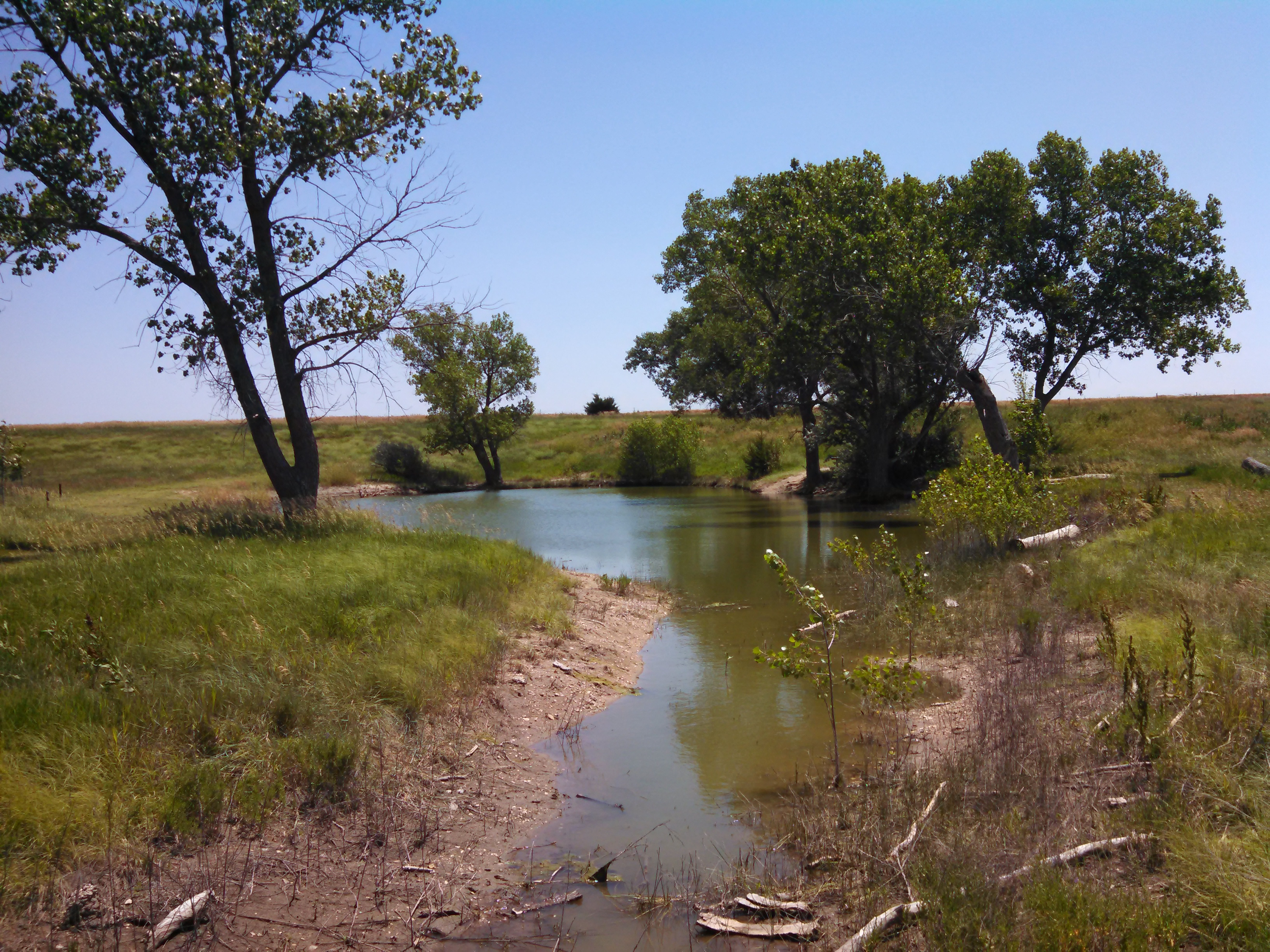 Hays Vineyard Park Trail | Get Outdoors Kansas