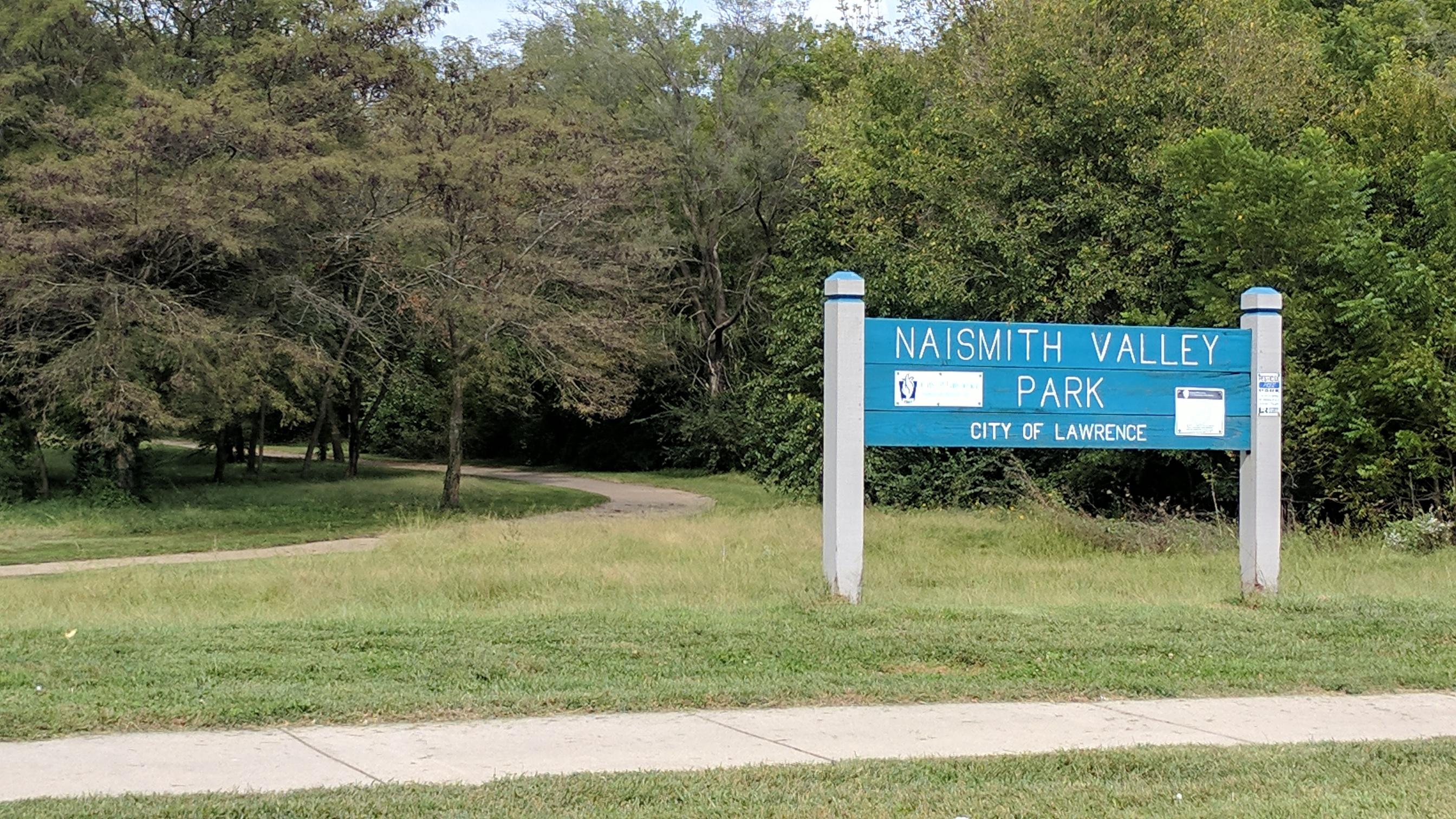 Naismith Valley Park Trail | Get Outdoors Kansas